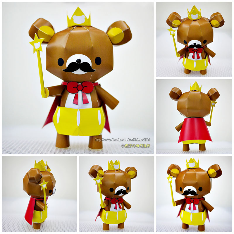 拉拉熊-皇冠加持